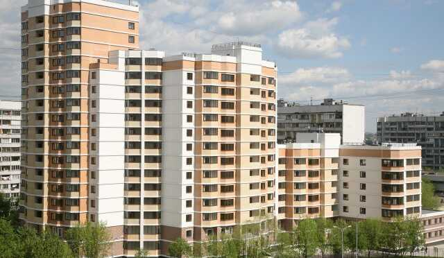ЖК Дом на Коломенской